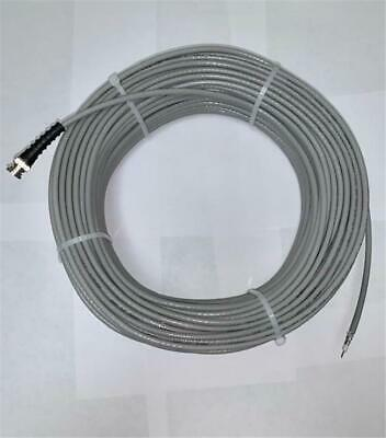 200FT RG11 PLENUM Coaxial Cable Bare Copper Made in USA