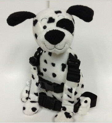 Safety Harness Strap Baby Kids Toddler Walking Backpack Reins Puppy Dalmatian