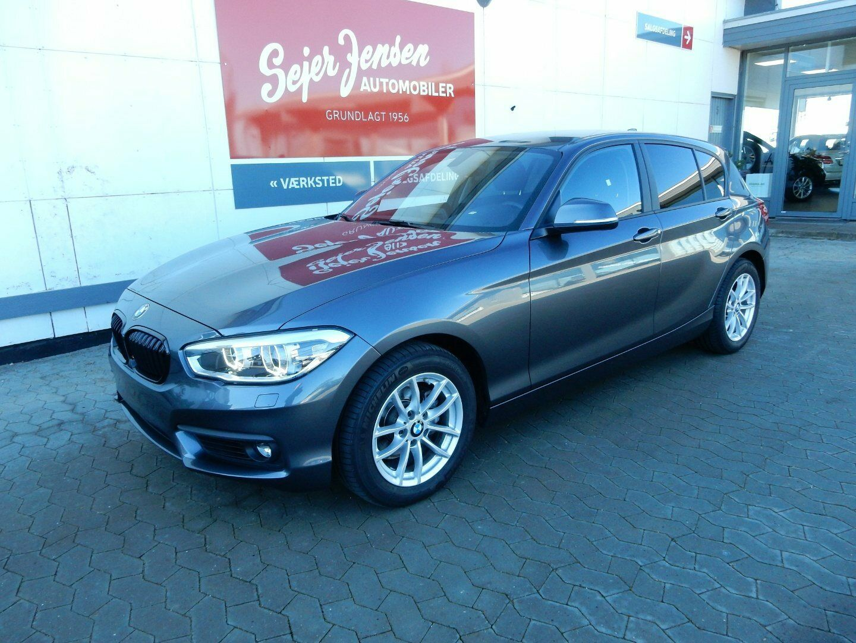 BMW 118d 2,0 Advantage aut. 5d - 269.700 kr.
