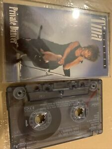 TINA-TURNER-Private-Dancer-1984-CASSETTE-TAPE-Tested