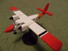 Built 1/144: US Forest Service DEHAVILLAND TWIN OTTER Fire-Fighting Aircraft