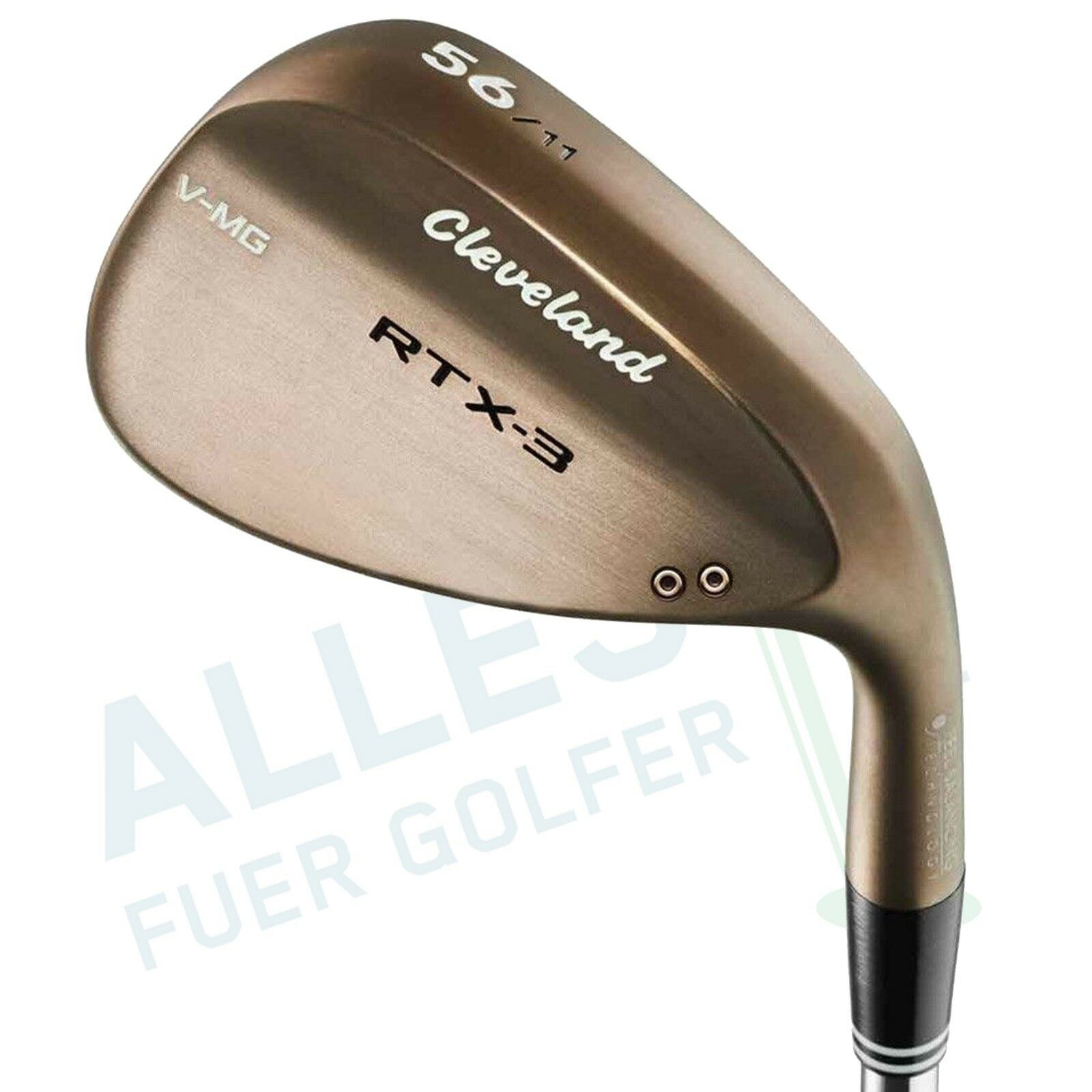 Wedges  Cleveland RTX 3 Tour RAW para diestros - muchas variantes disponibles  en stock
