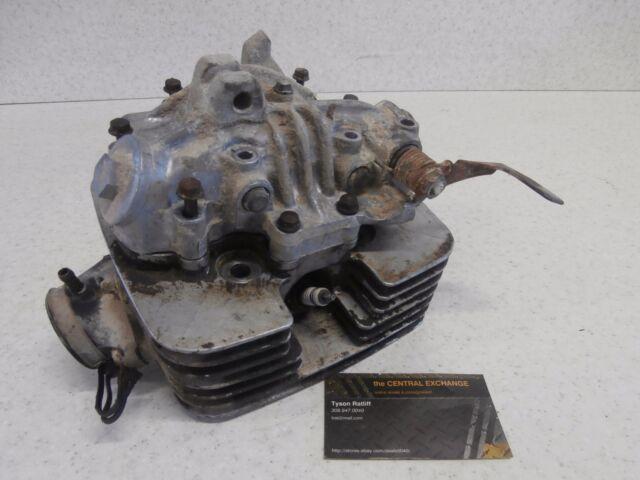 87 Suzuki Quadrunner Ltf230 Lt F230 Genuine Engine Motor Cylinder Head Valve Set