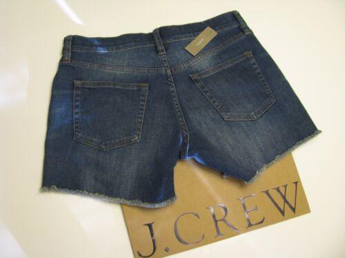 crew Kort 26 Crowley Maat Nwt Denim J Ingebouwde Wash Authentieke In XxCOqw1C