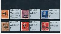 World Stamps - Various Sets