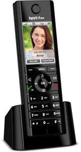 AVM-FRITZ-Fon-C5-Mobilteil-DECT-Eco-Schnurlostelefon-Freisprechfunktion-NEU-OVP