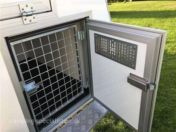 Trailer, Selandia Hundetrailer Tomdog 3 - 3 hunde 750/500
