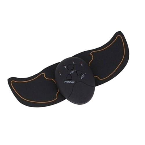 EMS Muskelstimulator Muskeltrainer Elektrische Trainingsgerät Pad USB-Auladung