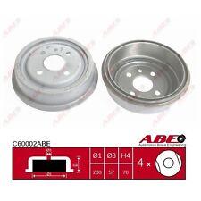 Bremstrommel, 1 Stück ABE C60002ABE