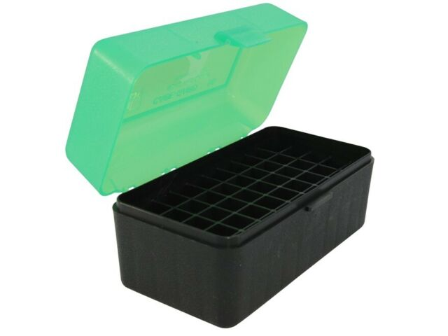 und andere MTM Case-Gard Patronenbox//Munitionsbox mit Scharnier für .30-06 Sprg