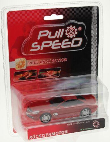 Carrera Pull Speed 19157 AMG Mercedes SL63