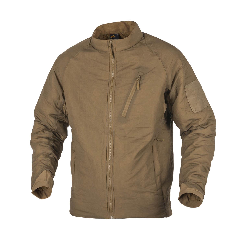 Helikon Tex Wolfhound Jacket Climashield Apex Outdoor Giacca Coyote 3XL XXXL