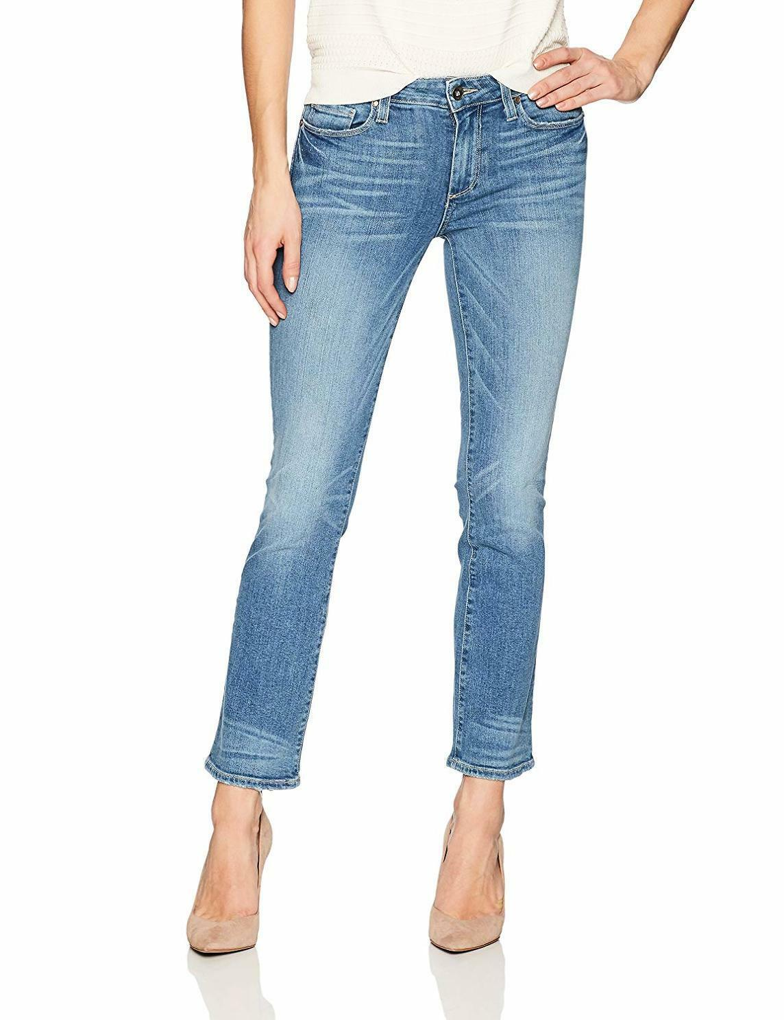PAIGE Women's Jocelyn Jeans in Morgan - Choose SZ color
