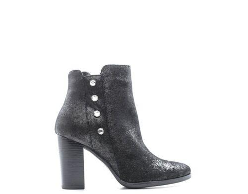 d Tronchetti femme ne 01 pour Noir Naturel Cuir Chaussures Cat1031 'écriture aSCPwPTq