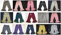 NEW NWT Matilda Jane boutique girls knit big ruffle pants ruffles choice A