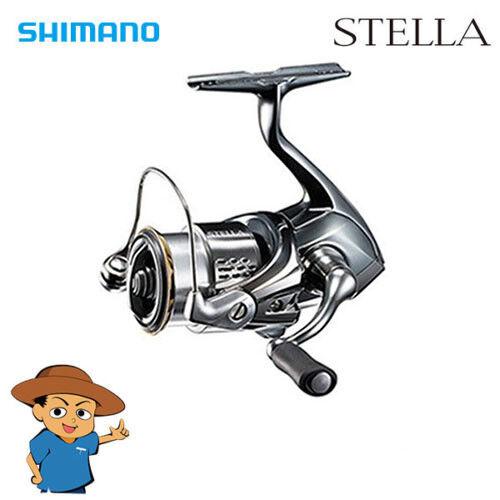 Shimano 2018 Modelo Stella 1000 ssspg pesca Spinning Cocheretes hecho en Japón
