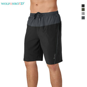 Men-039-s-Quick-Dry-Shorts-Swimming-Surfing-Shorts-Jogging-Sweatpants-Board-Trunks
