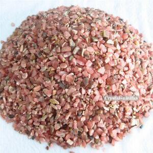 1-2lb-Natural-Tumbled-Rhodochrosite-Quartz-Crystal-Bulk-Stone-Reiki-Healing