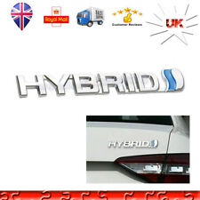 2pcs Shield Auto Car body Left Right Emblems Sticker Decal Badge fit for Silver