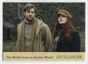 Outlander-Season-2-2017-RAINBOW-FOIL-BASE-Card-67-034-MY-MOTHER-LIVES-IN