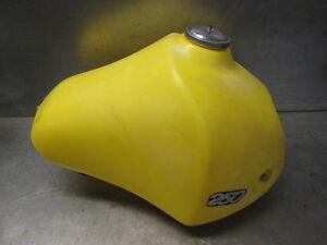 Don-Vesco-Yamaha-YZ-IT-TT-Desert-Gas-Tank-Fuel-Tank-with-Gas-Cap-and-Petcock