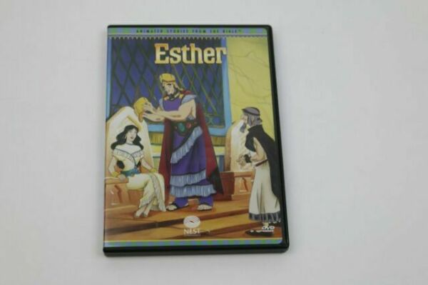 Esther- Animated Stories From The Bible Very Good DVD for ...