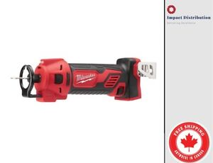 New Milwaukee 2627-20 Cut Out Tool M18™ Dry Wall Rotary (Tool Only)