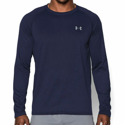 New Mens Under Armour Muscle ColdGear Workout Infrared Grid Top Shirt
