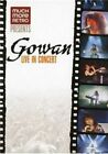 Gowan Live in Concert 0803057900596 DVD Region 1