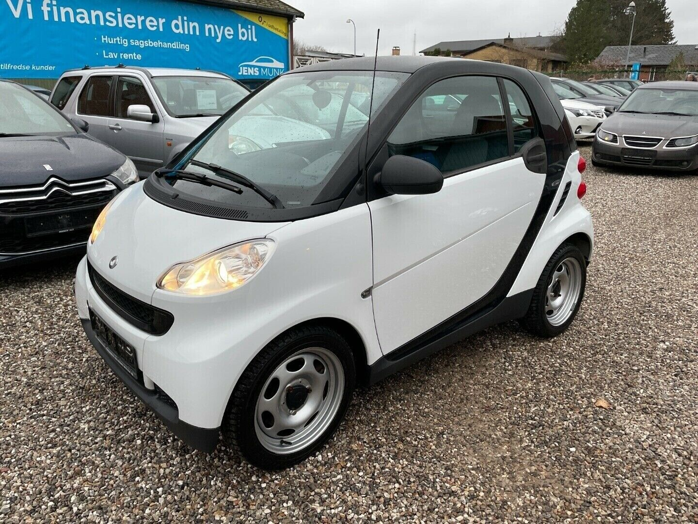 Smart Fortwo Coupé 1,0 Pure 61 MHD 3d