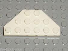 LEGO Star wars White Plate ref 2419 / Set 10189 9525 10198 7261 7679 8480 75051