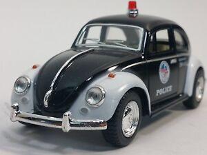 5-034-Kinsmart-1967-Volkswagen-Classical-Beetle-Police-Car-1-32-Diecast-Model-Toy