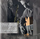 Pete Smyser & Larry McKenna * by Pete Smyser (CD, Mar-2002, Consolidated Artists Productions)