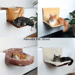 Radiator Beds For Cats Kittens Different Designs Plush
