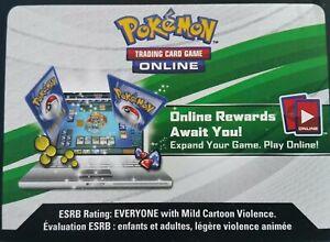 Pokemon Card TCG 36 Darkness Ablaze TCG Online Codes Fast Dispatch !