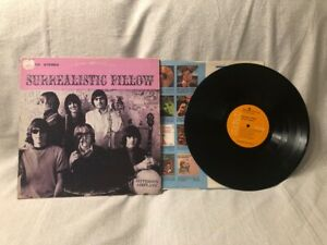 Jefferson-Airplane-Surrealistic-Pillow-LP-Record-RCA-Victor-LSP-3766-EX-VG