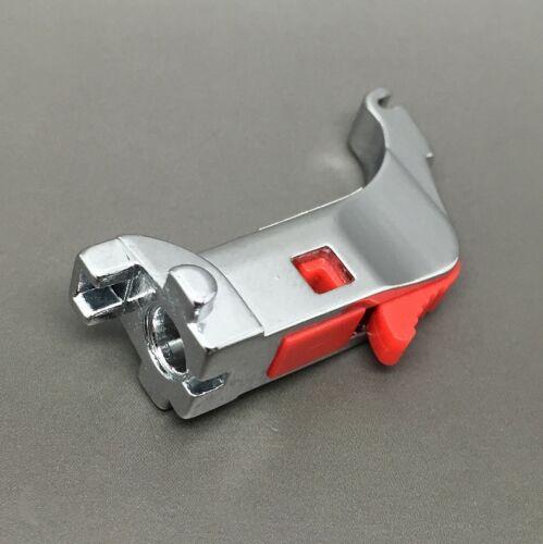 Bernina Kompatibel Fuß mit Schnappverschluss Schaft Adapter Neu Stil UK Lager