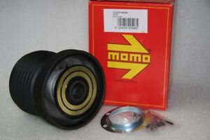 Momo-Lenkradnabe-L6004-fuer-Mercedes-Lenkrad-Nabe-steering-wheel-hub-mozzo-naaf