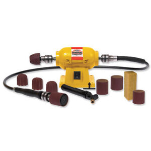 NEW POWER  SANDING SYSTEM  CONFORMS TO SHAPE YOU ARE SANDING SAVE $86.42