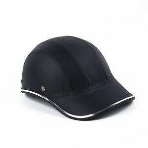 Cycling-Bike-Helmet-Black-Bicycle-Skate-Mountain-Bike-Free-Size-Durable-New