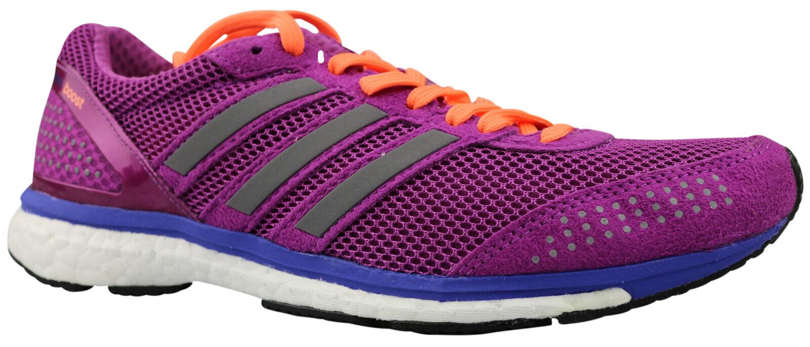 Adidas adizero  Adioooós Boost 2 W señora zapatillas cortos b41001 nuevo