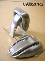 1939 1966 Pontiac All Stainless Steel Coat Hook Pair Accessory, C986537rs