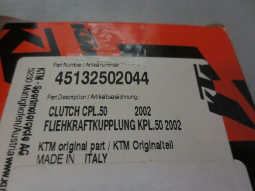 KTM 50 MINI ADVENTURE SENIOR ADVENTURE CLUTCH 45132502044 2004 2005 2006 2007