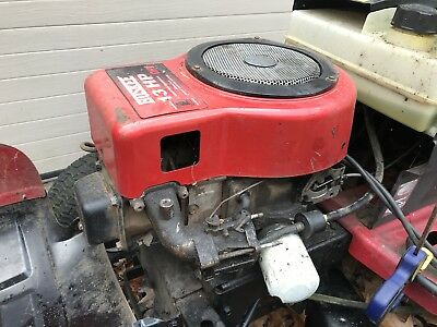 13hp Tecumseh Ohv Vertical Shaft Engine No Shipping