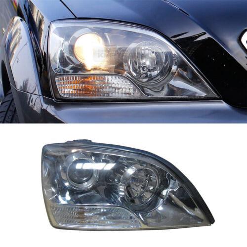 OEM Parts Front Chrome Bezel Head Light Lamp Assy RH for KIA 2007-2009 Sorento