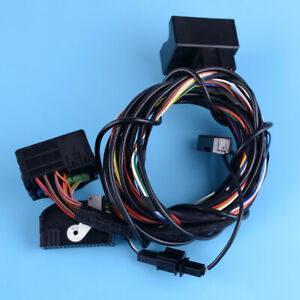Bluetooth Module Wiring Harness Direct Plug Microphone Fit for VW RCD510