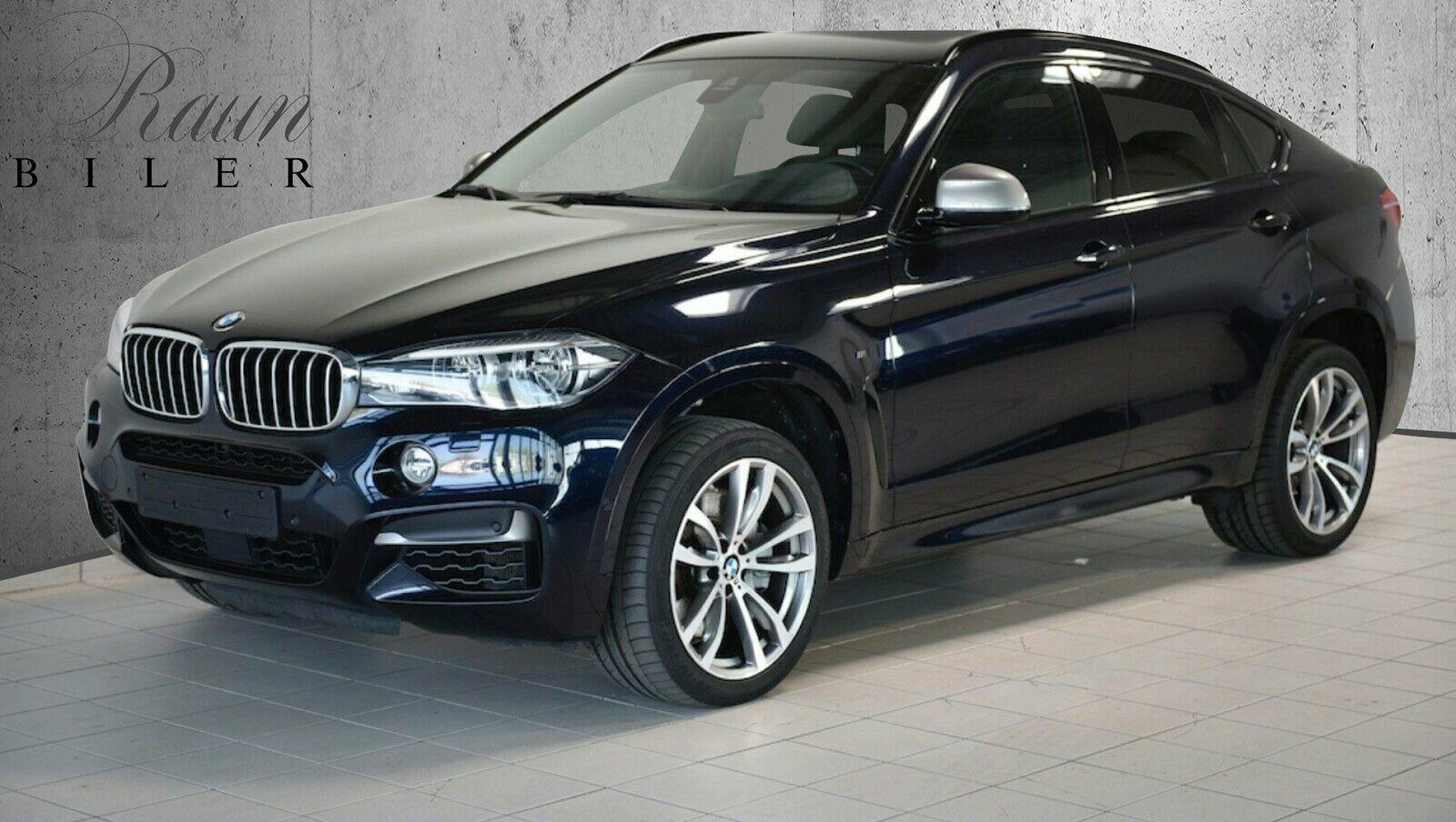 BMW X6 3,0 M50d xDrive aut. 5d
