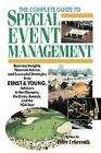 Complete Guide to Special Event Management 0471549088 Wiley 1992 Hardback