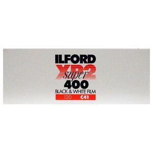 Ilford-XP2-120-Moyen-Format-Film-En-Rouleau-Noir-amp-blanc-film-Processus-C41
