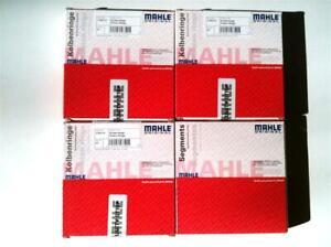 4-x-MAHLE-RACING-Anelli-Pistone-OPEL-2-0l-z20let-Turbo-z20ler-x20xel-z22xe-z22se